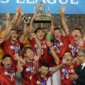Evergrande victory AFC championship league final