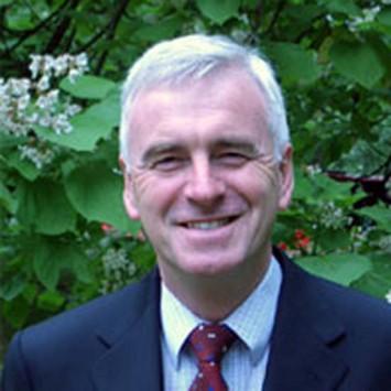 John McDonnell w