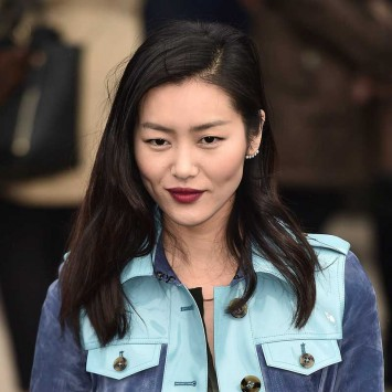 Liu Wen model victoria's secret