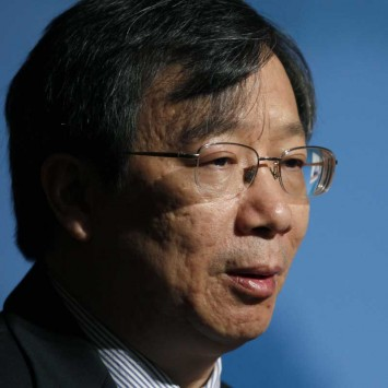 People's Bank of China Deputy Governor Yi Gang