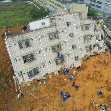 shenzhen mudslide