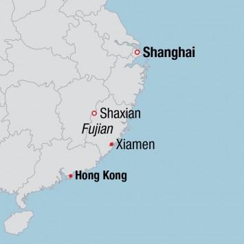 Shaxian w