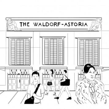 waldorf w