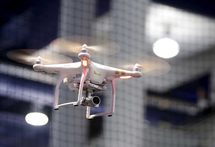 A flight of fancy while studying in Hong Kong led Wang Tao to found drone firm DJI in Shenzhen