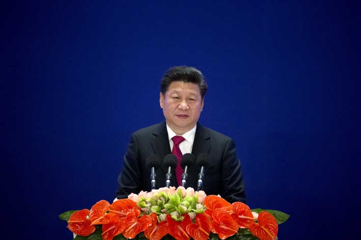 Xi Jinping: made the trop south from Beijing to Shenzhen on becoming Party head in 2012
