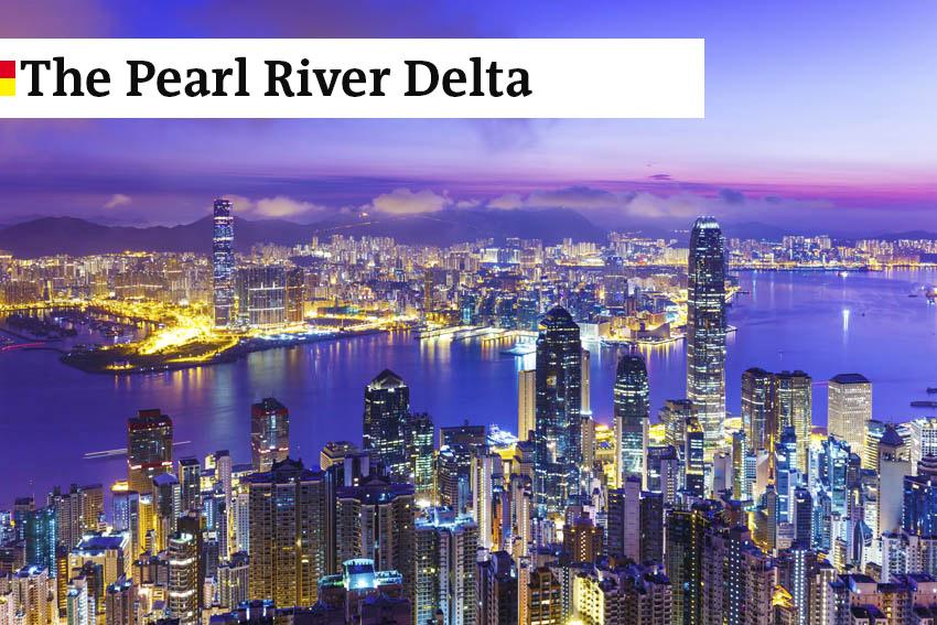 Focus 12: The Pearl River Delta