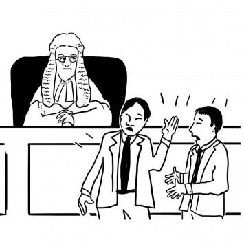 judge w