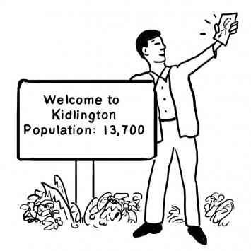 Kidlington w