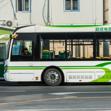 Electric Bus w