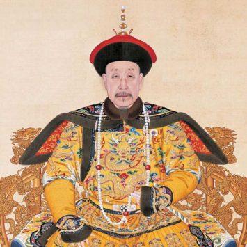 Qianlong Emperor w