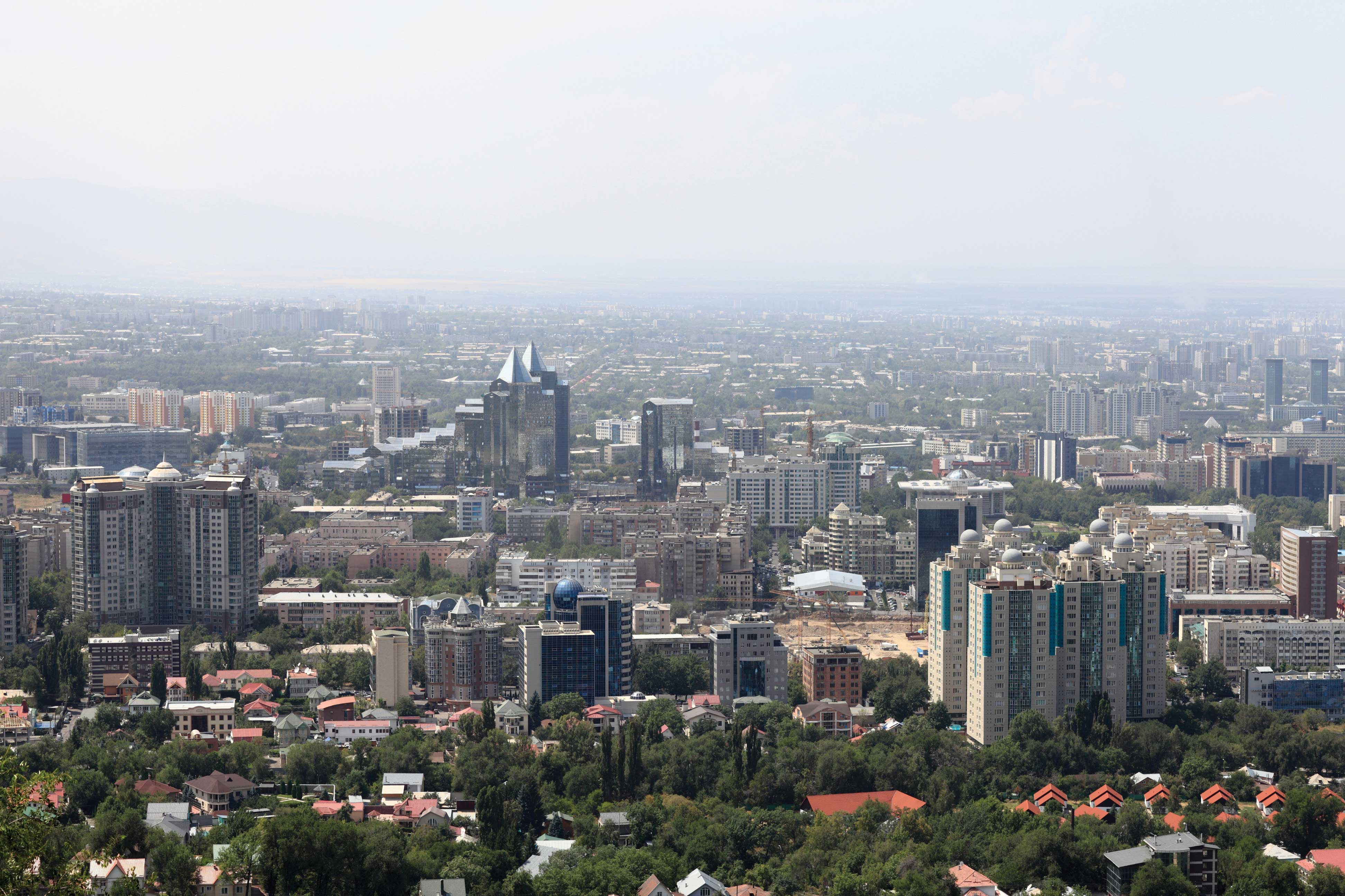 Astana, capital of Kazakhstan, a key Belt and Road beneficiary