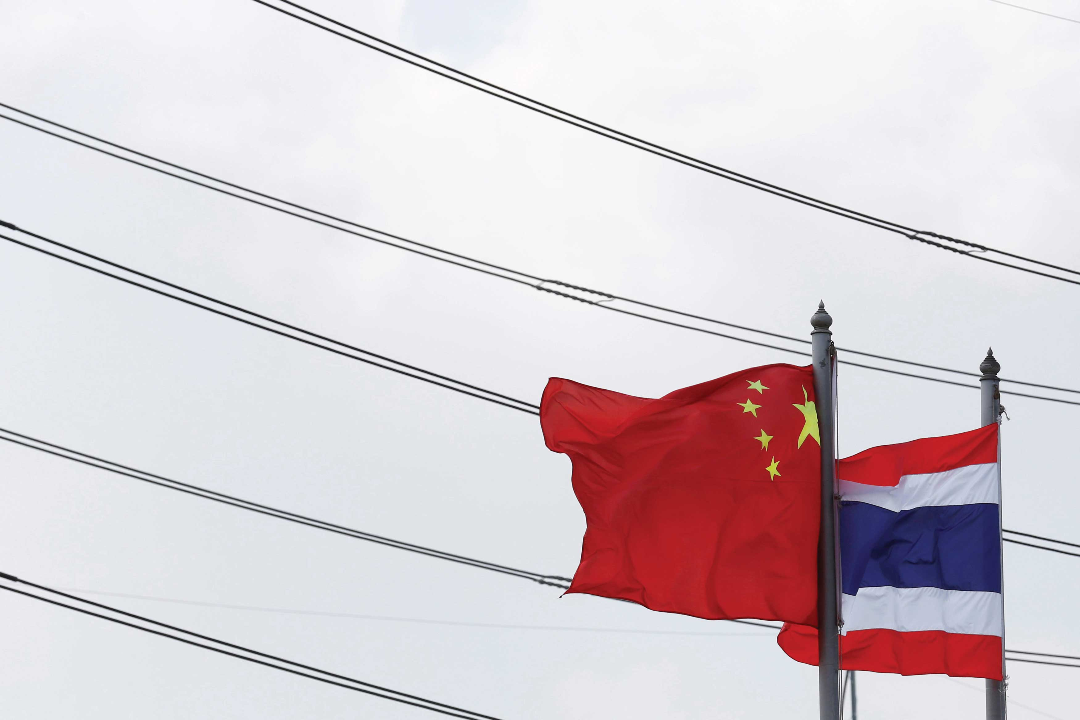 Flying the flag: the Thai-Chinese Industrial Zone in Rayong, east of Bangkok