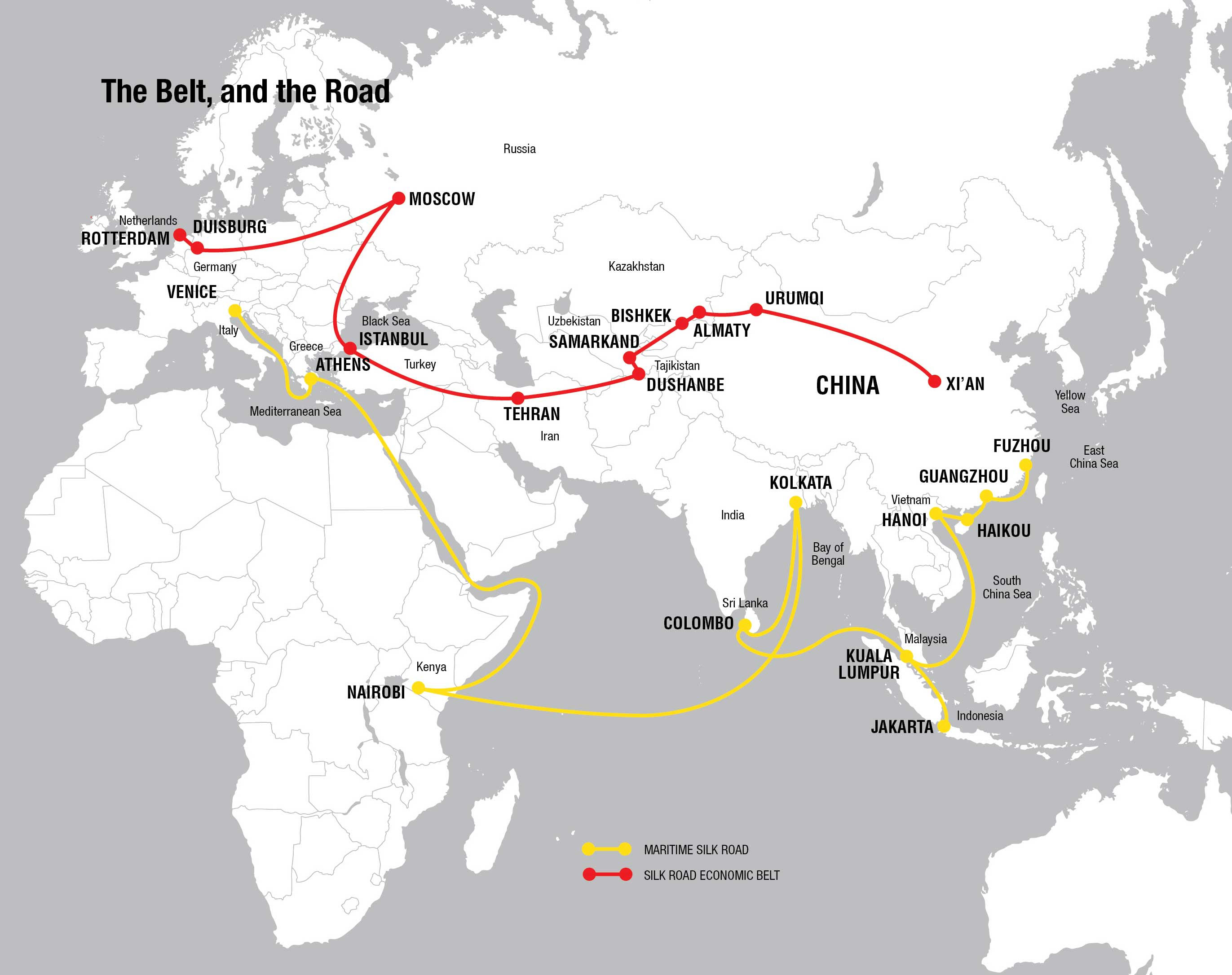 What is Belt and Road?