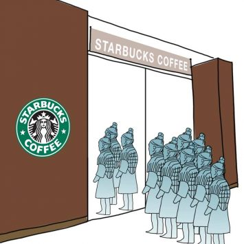 A Starbucks on every corner? | Week In China
