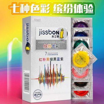 Jissbon-condoms