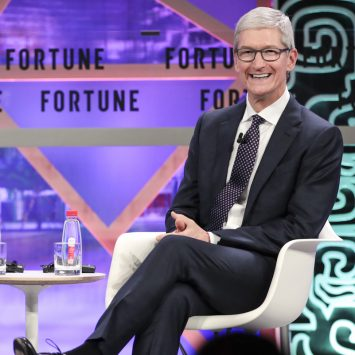 Tim cook at fortune forum