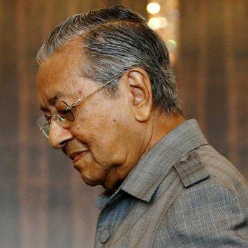 Mahathir-w