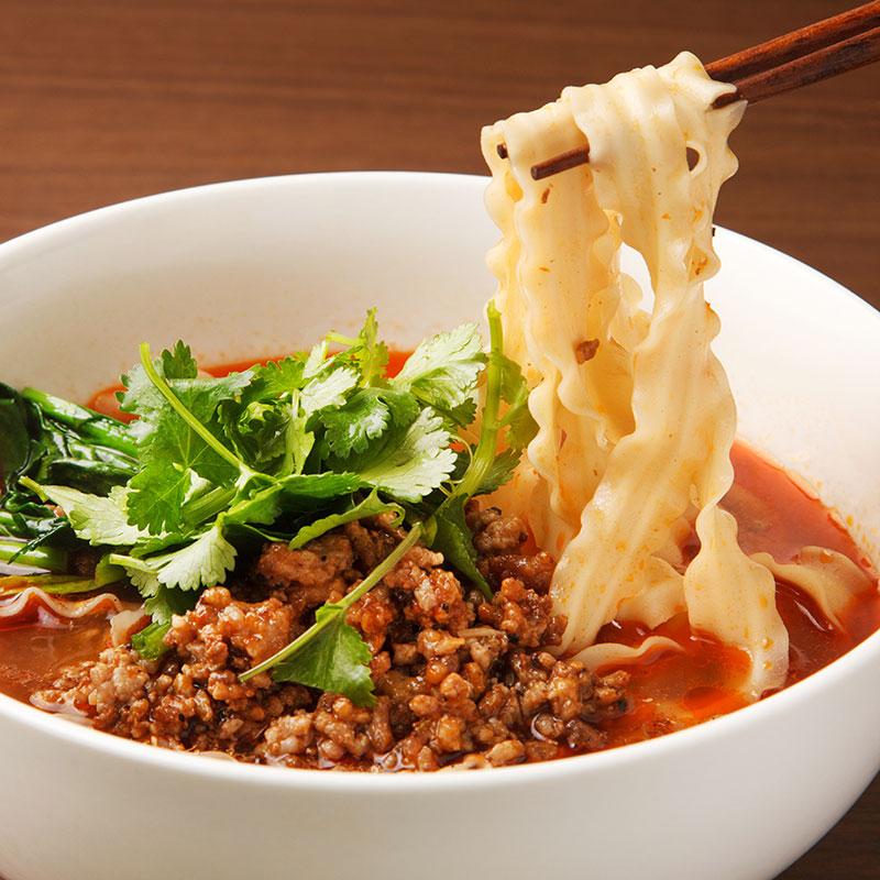 Dao Xiao Mian (Knife Sliced Noodles  刀削面)