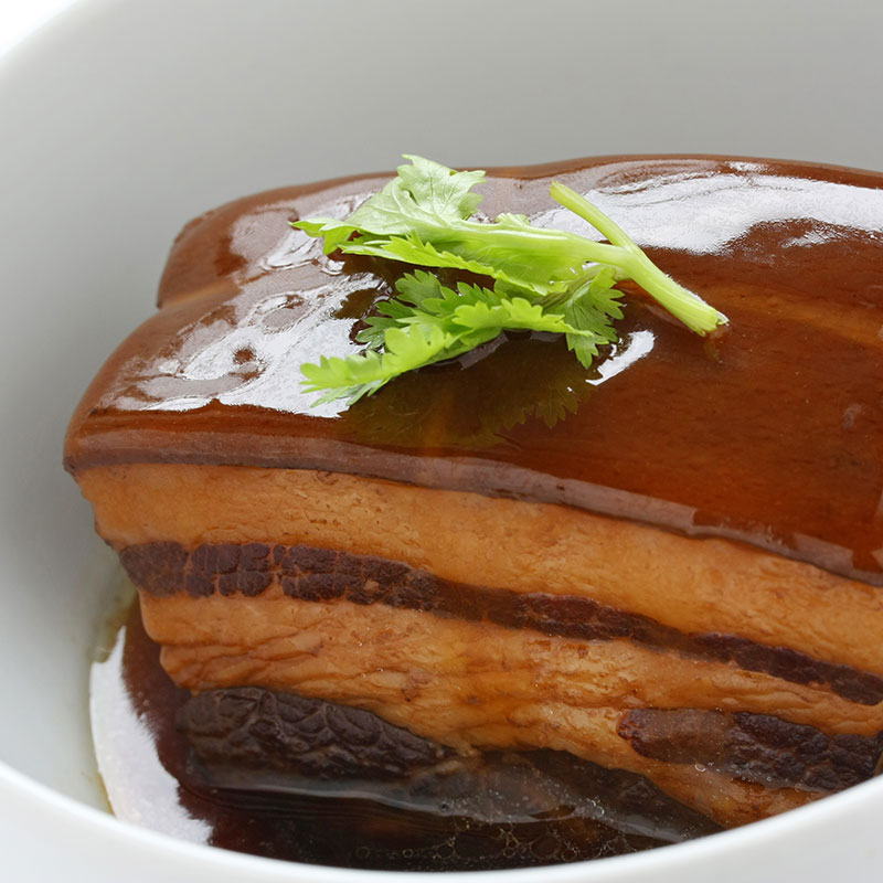 Dongpo Rou (Braised Pork Belly  东坡肉)