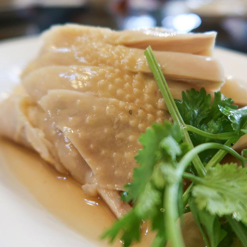Zui Ji (Drunken Chicken  醉鸡)