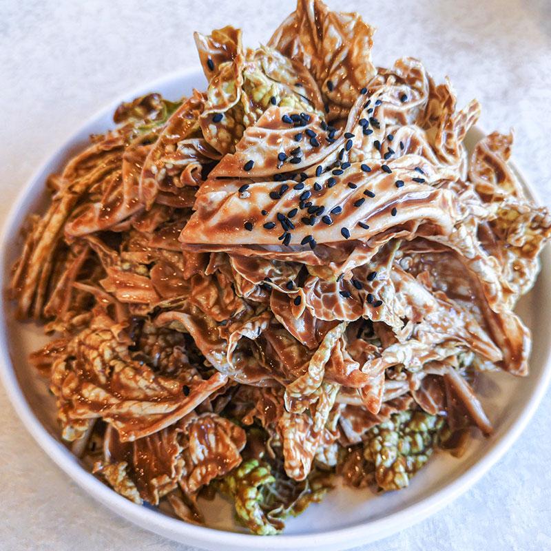 Qianlong Baicai (Qianlong Cabbage  乾隆白菜)