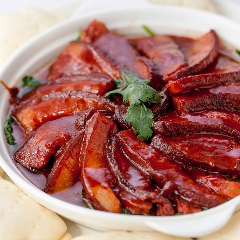 Hongshao Rou (Red Braised Pork  红烧肉)