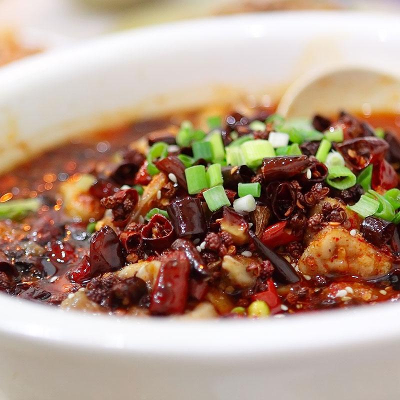 Shui Zhu Yu (Water Boiled Fish  水煮鱼)