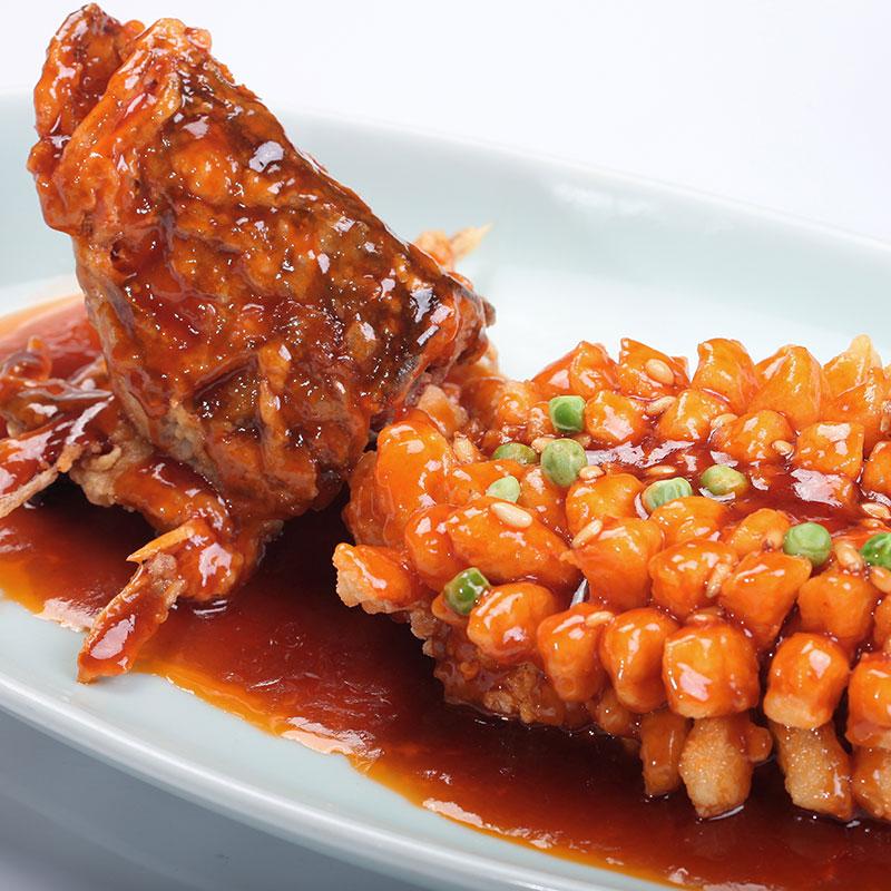 Songshu Guiyu (Squirrel Fish  松鼠桂鱼)