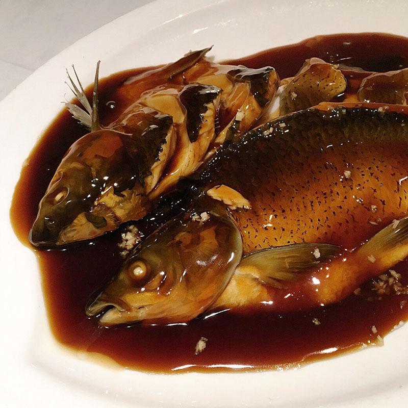 Xihu Cuyu (West Lake Vinegar Fish  西湖醋鱼)