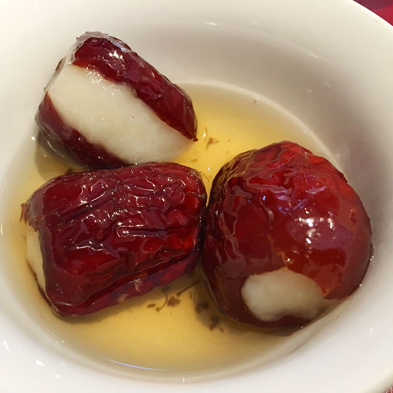 Xin Tai Ruan ( Red Dates with Fillings  心太软)