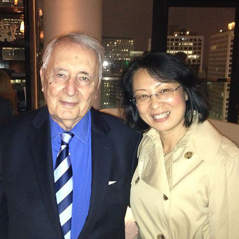 Farewell to a China expert