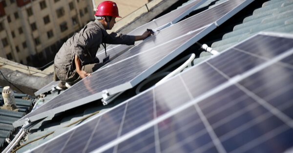 Solar power – a chance for China to lead