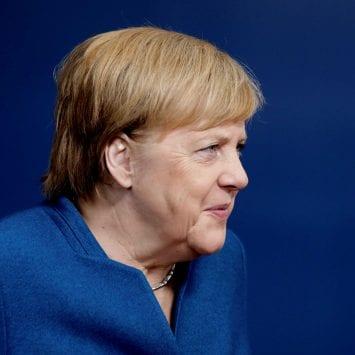 Merkel-w