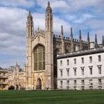 Olivia's Cambridge Diary