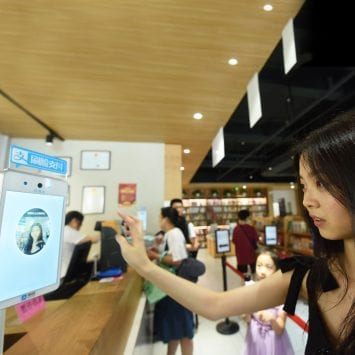 China's Alipay adds beauty filters to face payments