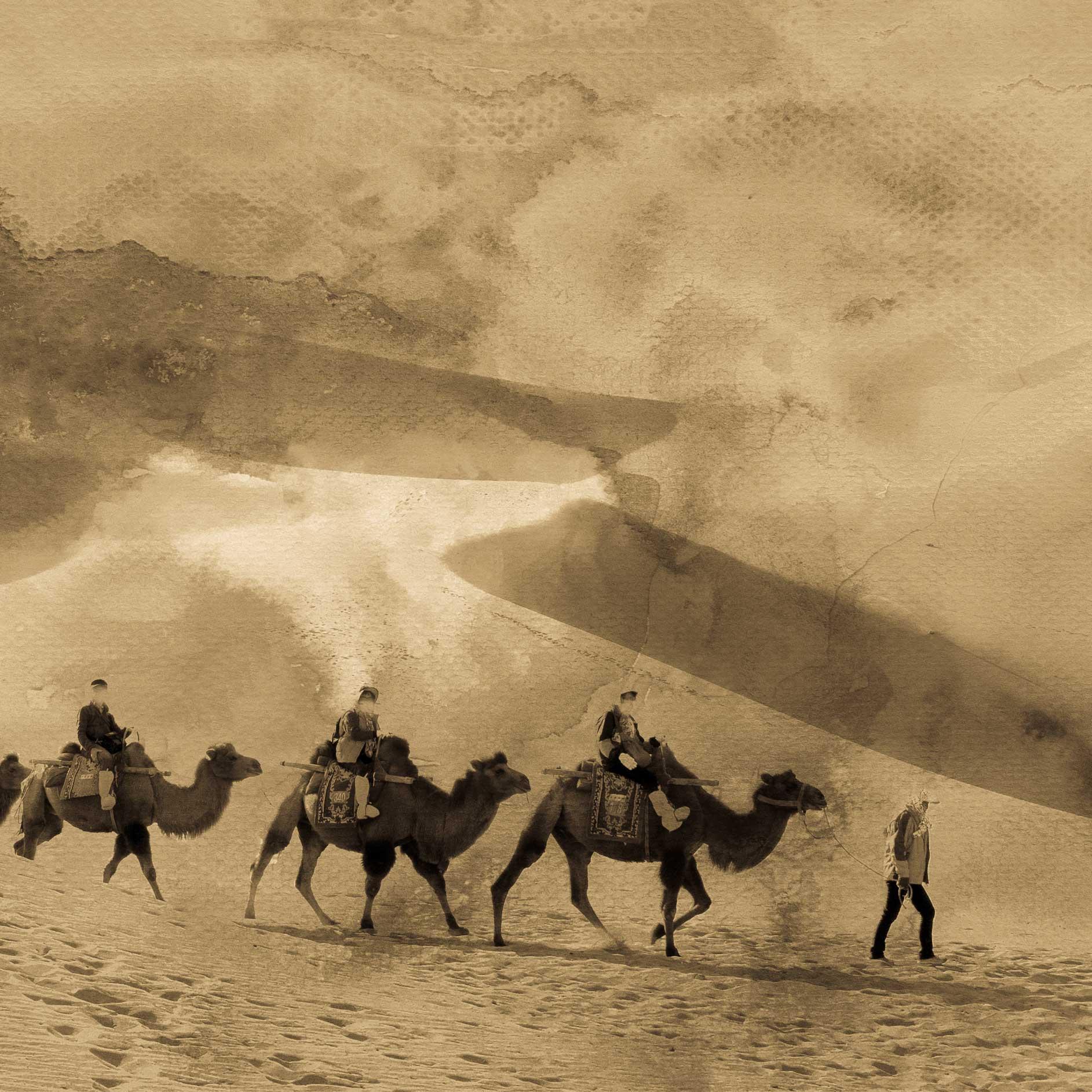 S: Silk Road