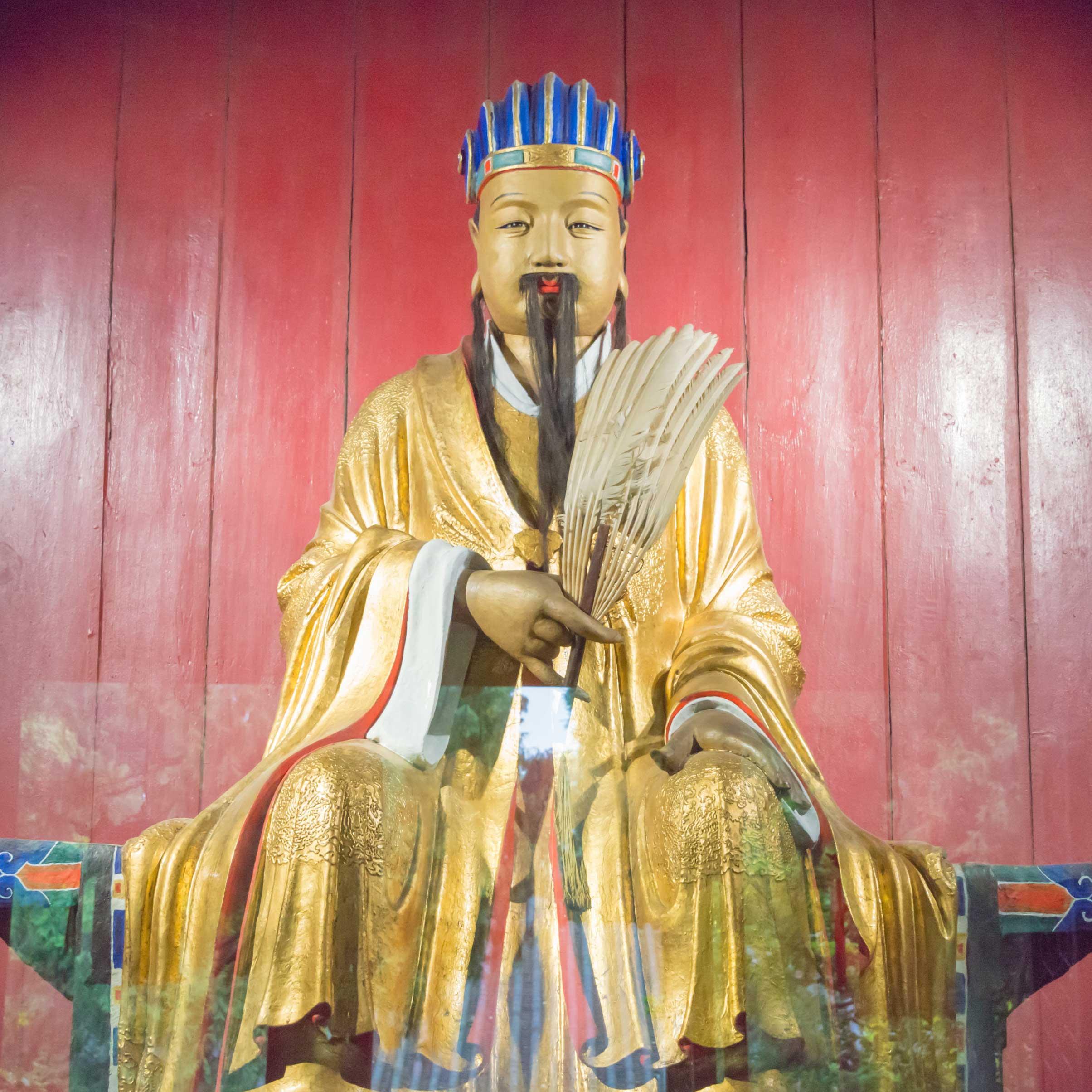 Z: Zhuge Liang