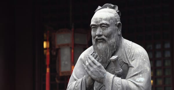 Confucius, still a major influence today