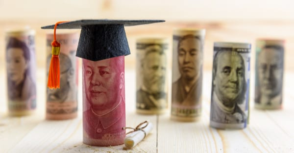 Chinese students spend heavily on overseas study