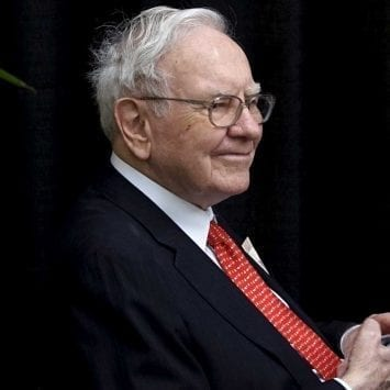 Berkshire Hathaway CEO Warren Buffett plays bridge during the Berkshire annual meeting weekend in Omaha, Nebraska
