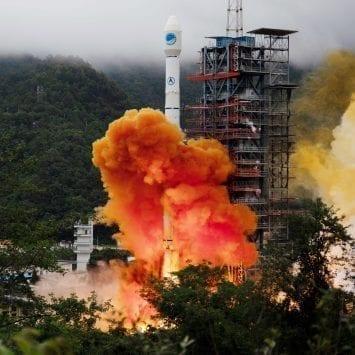SPACE-EXPLORATION/CHINA-SATELLITE