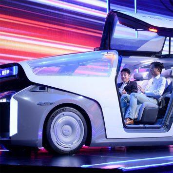 Robin-in-Baidu-car-robot-w